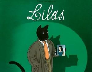 couverture Lilas