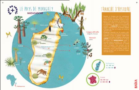 baika magazine produit n°3 extrait jeu géographie