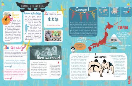 Extrait du numéro Japon et Gabon