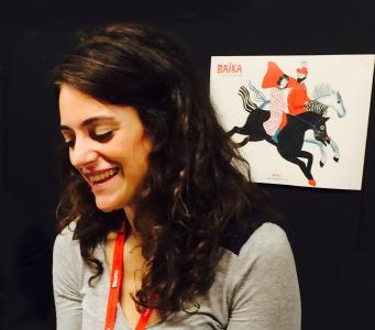 Photo de Noémie Monier de l'équipe Baïka Magazine