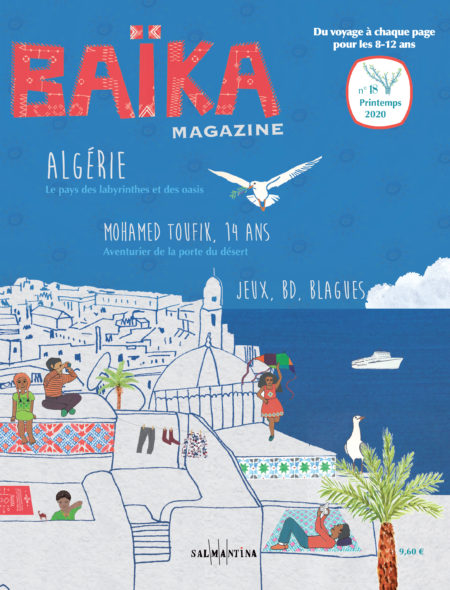 Baïka Magazine produit n°18