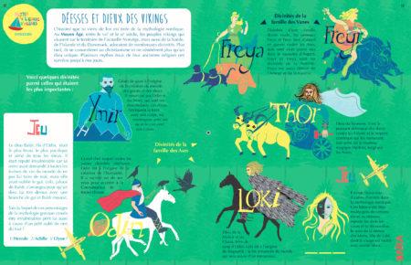 Déesses et dieux des Vikings