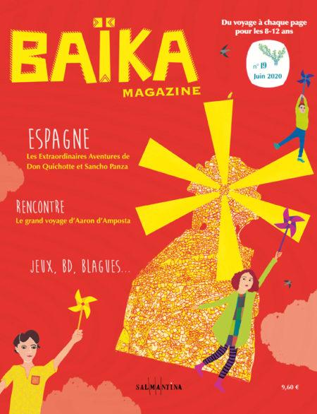 Couverture du numéro Espagne
