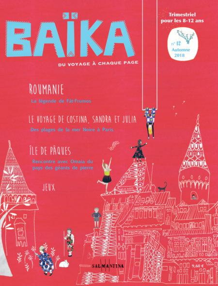 Couverture du numéro Roumanie