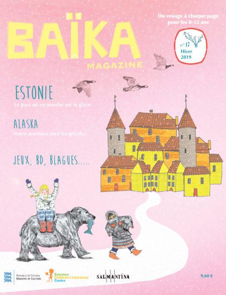 Couverture du numéro Estonie