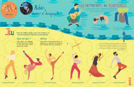 Extrait du numéro Espagne de Baïka magazine