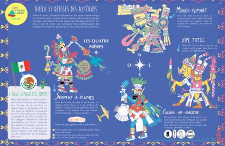 Baïka magazine, extrait du numéro Mexique