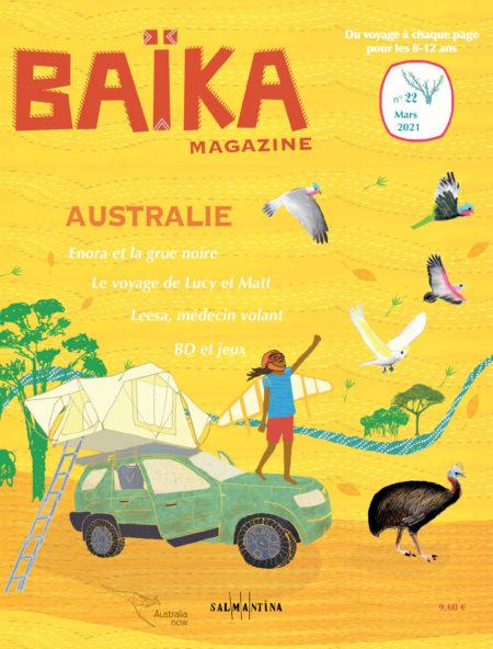 Baïka numéro Australie