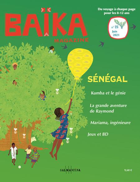 Baïka magazine numéro Sénégal