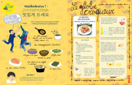 La recette des hotteok, les pancakes coréens